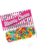 Weenie Chews Party Favors Eat Em Up